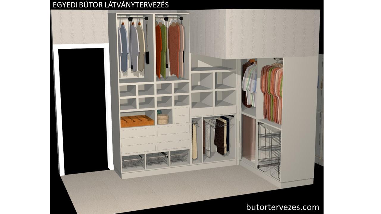 Lady wardrobe furniture design