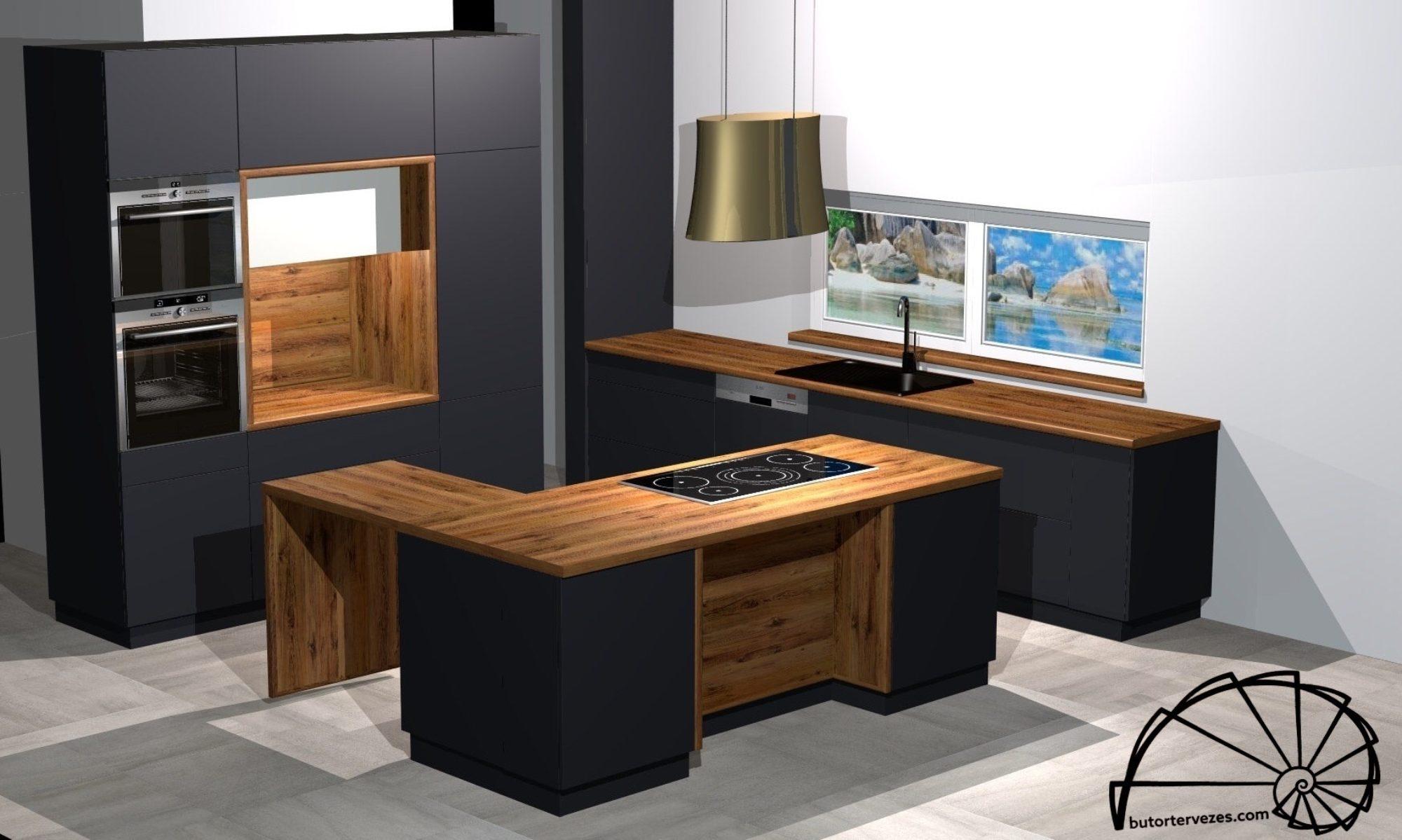Egyedi Bútorok Látványtervezése